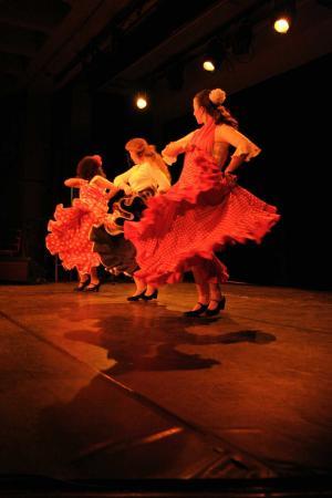 Duende flamenco alegria
