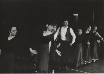 Flamenco gala mjc palente 2001
