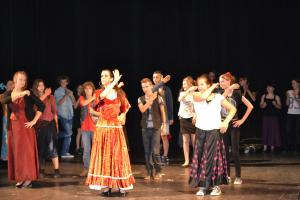 Collège Fraisans et Duende Flamenco