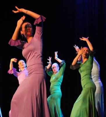Tango de Malaga  Gala 2015