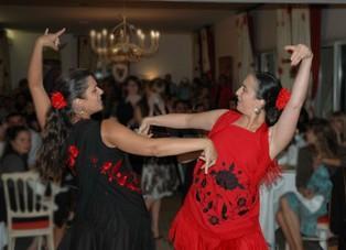 Sevillanes et flamenco compagnie duende flamenco