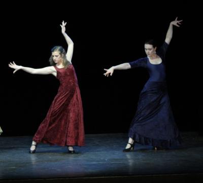 Tiento etre flamenco mjc palente